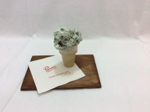 Emerald Necklace Ice Cream Cone