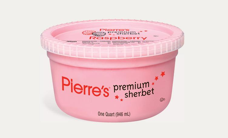Sherbet - Pierre's Ice Cream