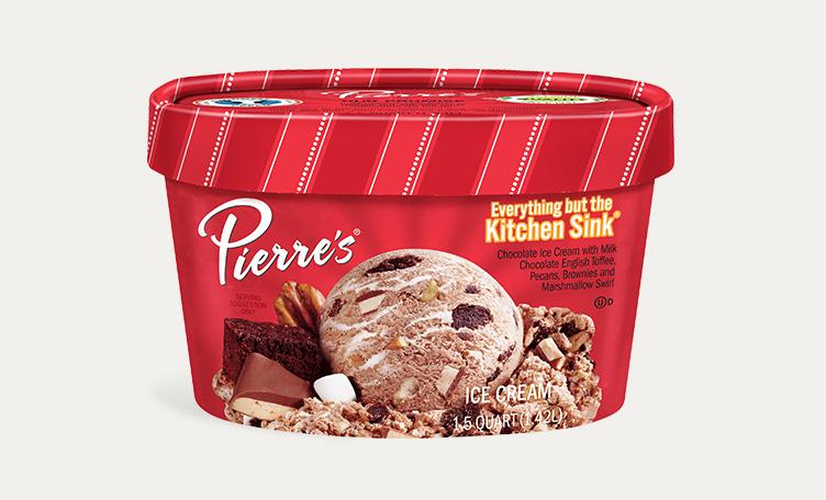 Premium Ice Cream Pierre S Ice Cream